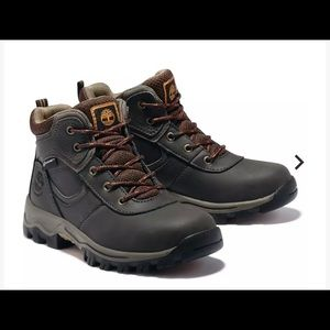 Timberland Mt Maddsen Youth Waterproof Boots